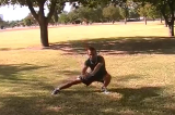 Leg to Leg Dynamic StretchAgility & FitnessTennis Drills Coaching
