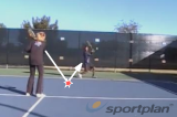 Backhand on the rise | Backhand Drills