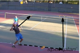 Serve and run | Forehand Drills