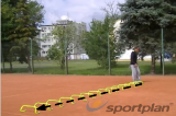 Sideways one leg hurdle Drill Thumbnail