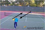 Regular Rally with a DriveRally DrillsTennis Drills Coaching