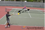 3 progressive returnsServe and ReturnTennis Drills Coaching