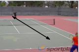 Aggressive Forehand to Deuce Drill Thumbnail