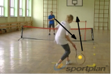 Forehand over the bar Drill Thumbnail