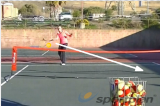Answer the serveServe and ReturnTennis Drills Coaching