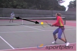 Band and maintainBackhand DrillsTennis Drills Coaching