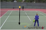 Avoid deuce deep corner - forehand Drill Thumbnail