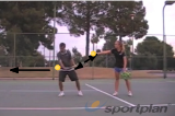 Both Hands for Better ResultsBackhand DrillsTennis Drills Coaching