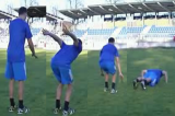 Froggy push-upsAgility & FitnessTennis Drills Coaching
