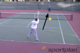 Less time for the opponent's backhand Drill Thumbnail