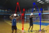 Set-bounce-set10 Setting DrillsVolleyball Drills Coaching