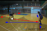Underhand rolling1 TechniquesVolleyball Drills Coaching