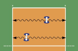 Press And Sideways Run Drill Thumbnail