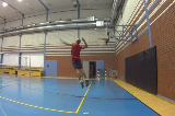 Jump Serve From the Baseline Drill Thumbnail