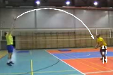 Touch the Floor and Underhand Pass Drill Thumbnail