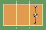 Mirror Setters10 Setting DrillsVolleyball Drills Coaching