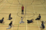 4v4 Sitting GameSMVD:4V4 ALTERNATIVESVolleyball Drills Coaching