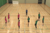4v4 with ref3 Grass rootsVolleyball Drills Coaching