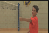 Dig bounce single armMVW:READY TO REBOUNDVolleyball Drills Coaching
